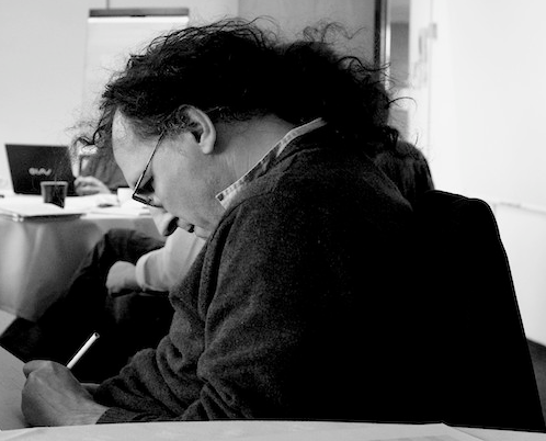 Tony HIrst, by John Naughton