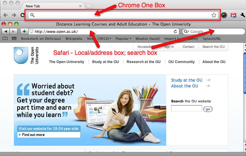 Image result for google chrome address bar key augmentation