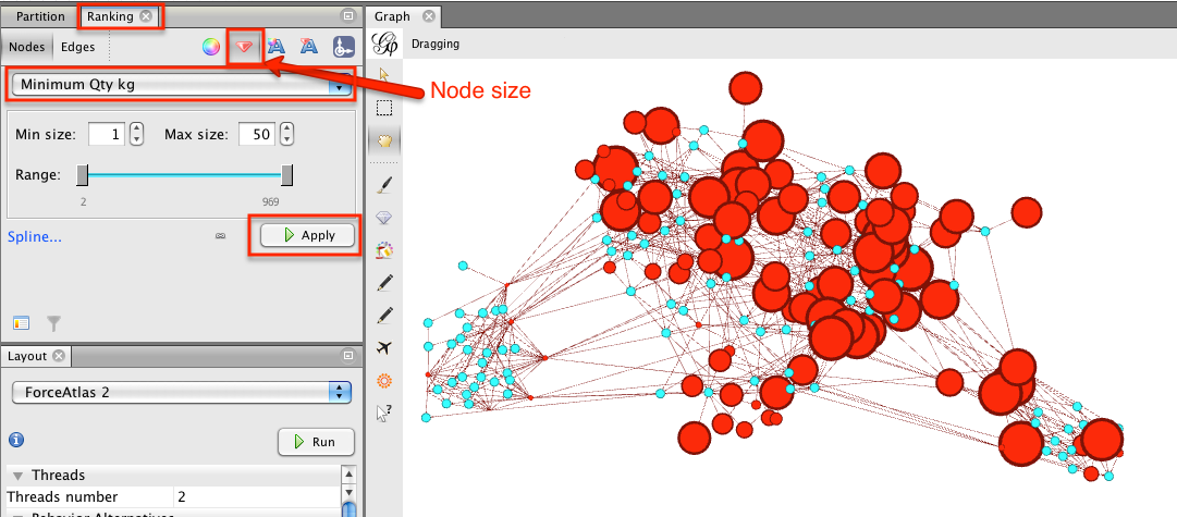 "Drug Deal"" Network Analysis with Gephi (Tutorial) – OUseful"