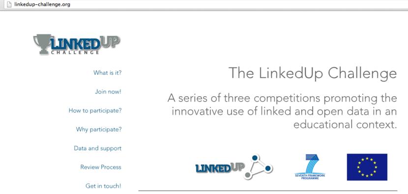 linked up challenge
