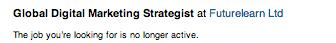 global digital marketing sstrategist