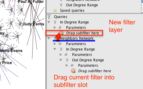 nested filters
