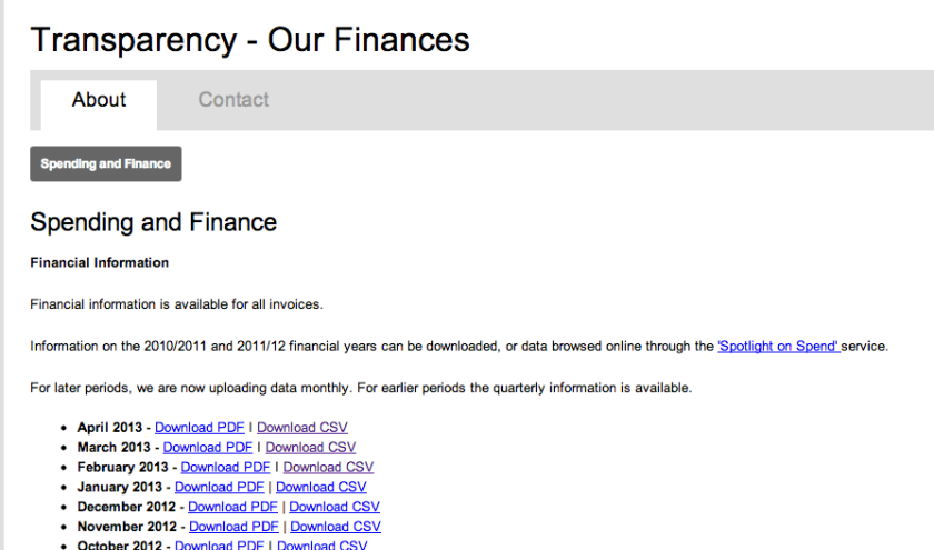 OpenSpending – OUseful Info, the blog…