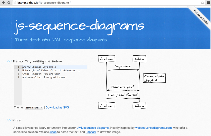jssequencediagrams