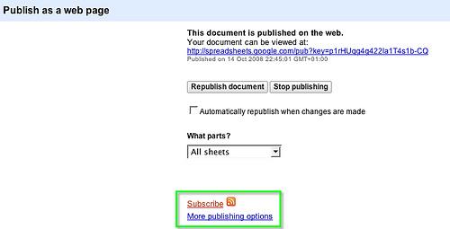 publishFormats