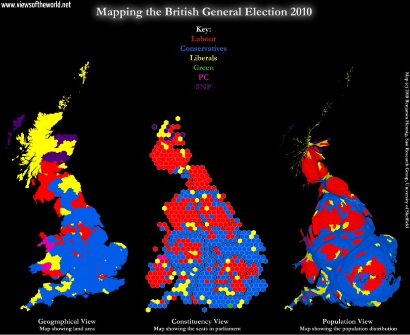 Creating Interactive Election Maps Using Folium And
