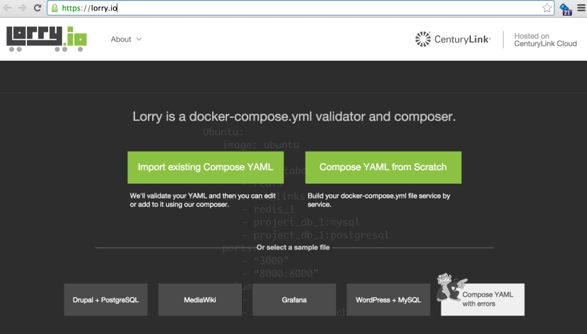 Lorry_io_-_Docker_Compose_YAML_Editor