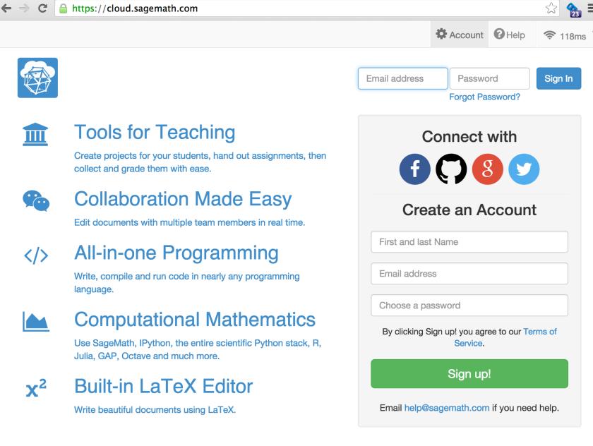 SageMathCloud