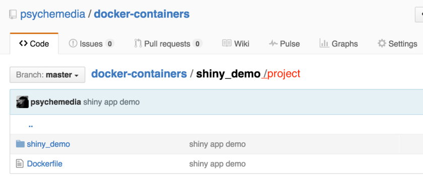 How to Run A Shiny App in the Cloud Using Tutum Docker Cloud