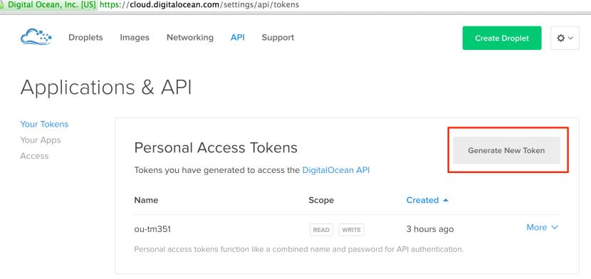 DigitalOcean_Control_Panel