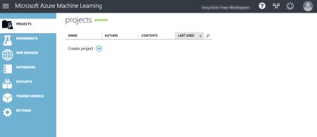 Projects_-_Microsoft_Azure_Machine_Learning_Studio
