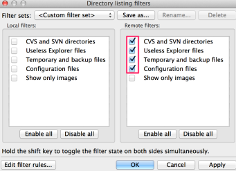 Directory_listing_filters