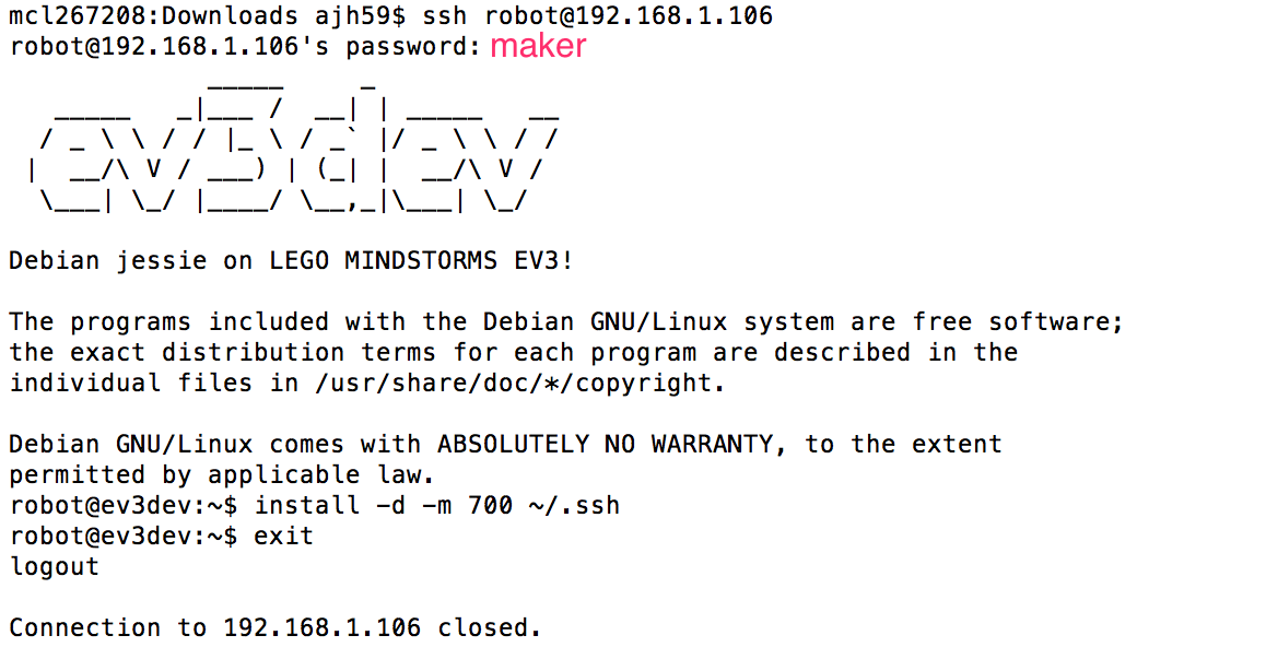 Using IPython on Lego EV3 Robots Running Ev3Dev – OUseful Info, the