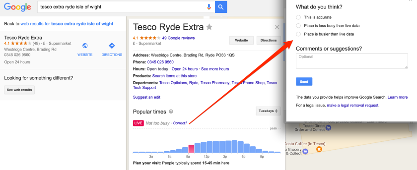 tesco_extra_ryde_isle_of_wight_-_google_search_and_tesco_extra_ryde_isle_of_wight_-_google_search