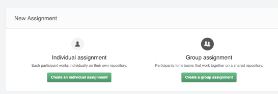 A Quick Look at Github Classroom and a Note on How Easy Github on