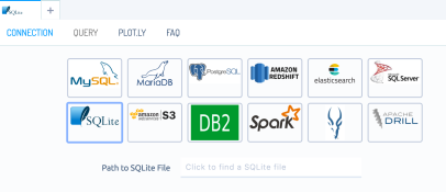 Recent Releases: Plotly Falcon SQL Client and the Remarkable