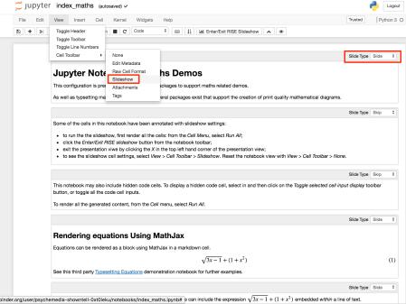 OERs in Practice: Repurposing Jupyter Notebooks as