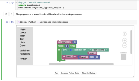 Scratch Materials – Using Blockly Style Resources in Jupyter