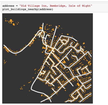 Working With OpenStreetMap Roads Data Using osmnx – OUseful