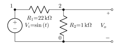 Create Circuit Diagrams   An Easier Approach To Electrical Circuit Diagram Generation Lcapy
