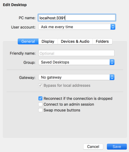 Running RobotLab (Legacy Windows App) Remotely or Locally in